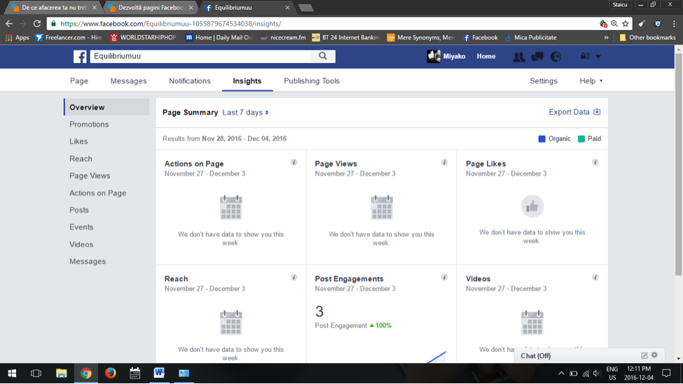 Measure your impact on facebook - how to use facebook insights